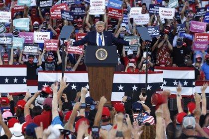 EUA.- Donald Trump i el repte d'aconseguir l'impossible per segona vegada