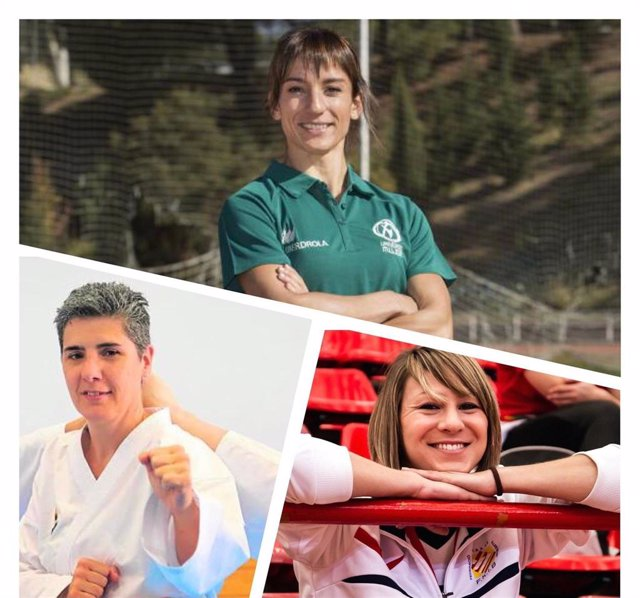 Sandra Sánchez, Irene Colomar y Obdulia Martínez dirigirán las selecciones españolas de karate