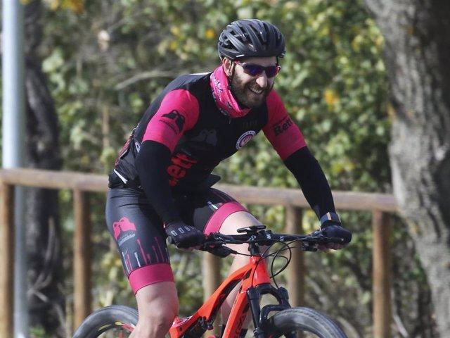 Dani Rovira ha celebrado su 40 cumpleaños disfrutando de una jornada de ciclismo por la montaña