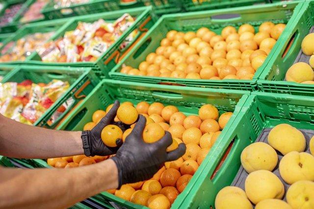 Naranjas y mandarinas de temporada en Mercadona