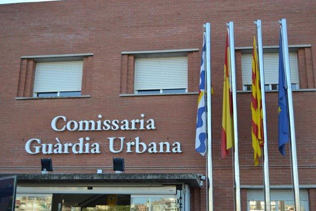 Comissaria de la Guàrdia Urbana de Badalona (Barcelona)