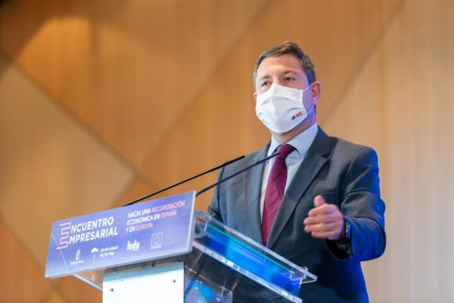 El president de Castella-la Manxa, Emiliano García-Page.