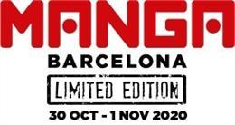 Cartell de l'edició digital de Manga Barcelona