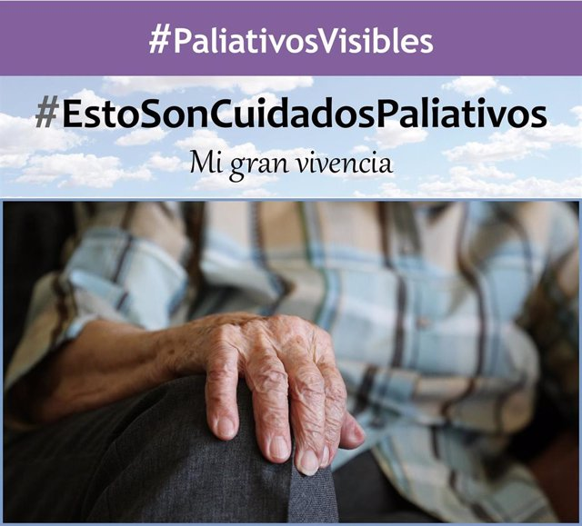 SECPAL lanza el proyecto '#EstoSonCuidadosPaliativos' para poner 'voz y rostro' a la atención paliativa