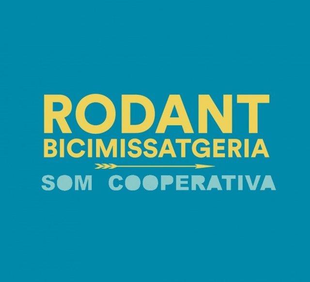 Cartel de la cooperativa Rodant