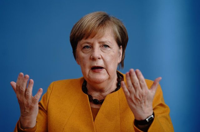 La cancellera d'Alemanya, Angela Merkel.