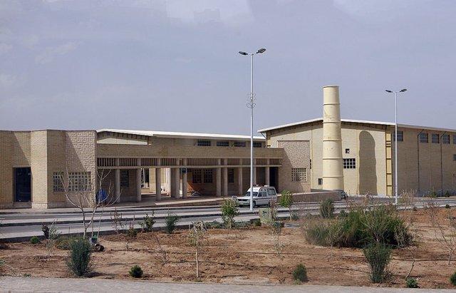 Central nuclear de Natanz, en Irán
