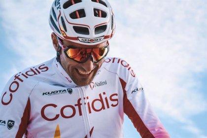 Luis Ángel Maté deja el Cofidis y ficha por dos temporadas por el Euskaltel-Euskadi