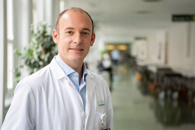 El jefe del Servicio de Oncología Médica del Hospital Clínic y del grupo Genómica translacional y terapias dirigidas en tumores sólidos del Idibaps, Aleix Prat