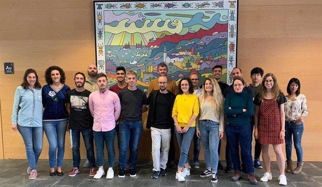 Equipo de investigadores del Ciqus de la USC