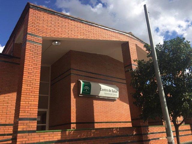 Centro de salud de Valverde del camino (Huelva).