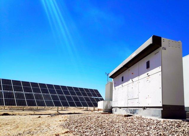 Ingeteam suministra 72 inversores solares para un proyecto fotovoltaico de más de 100MW de Naturgy en Chile