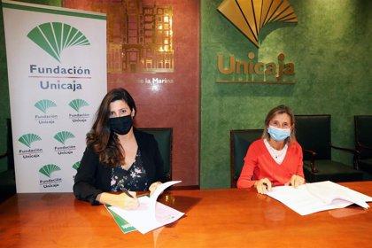 Unicaja.- Fundación Unicaja respalda a Harena para evitar el aislamiento social de personas mayores