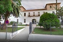 Residencia de Mayores San Luis de Motril (Granada) donde hay varios casos confirmados de coronavirus