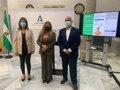 La Junta y Endesa presentan una campaña de seguridad para reducir riesgos con líneas eléctricas en Málaga 2