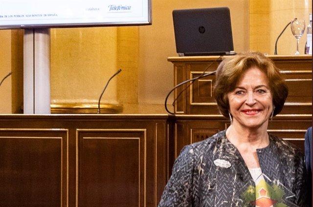Araceli Pereda Alonso, Premio Nacional de Restauración y Conservación de Bienes Culturales 2020