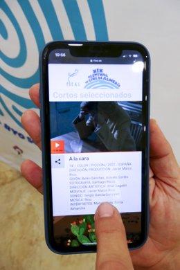 App para votar en Fical