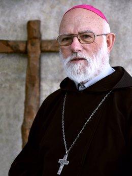 El arzobispo de Santiago de Chile, el español Celestino Aós, será creado cardenal por el Papa el próximo 28 de noviembre