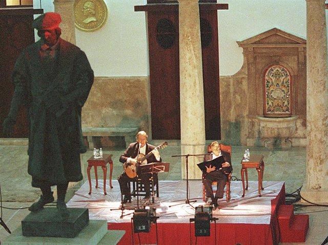 La Nau de la Universitat de València se suma a los homenajes por el centenario del nacimiento de Benedetti