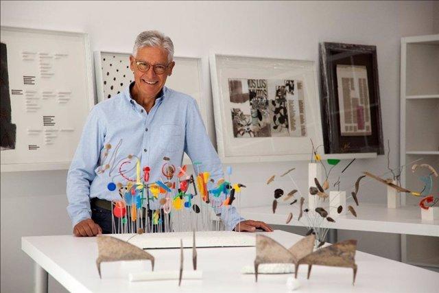 El diseñador Pepe Gimeno