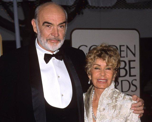 La esposa de Sean Connery revela que el actor padecía demencia