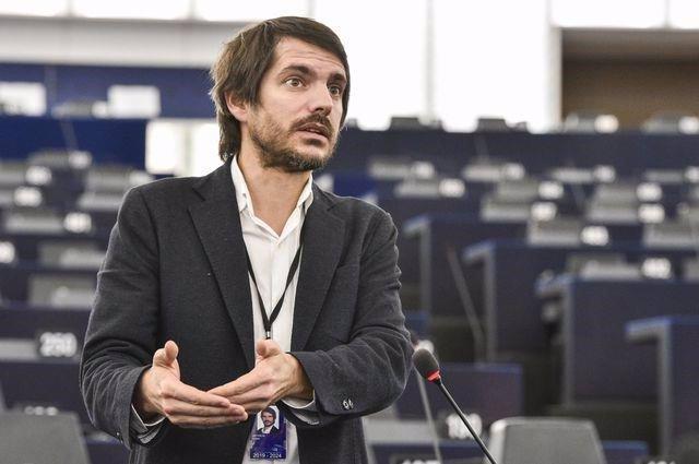 L'eurodiputat Ernest Urtasun.