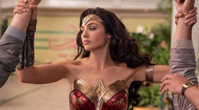Gal Gadot protagoniza Wonder Woman 1984