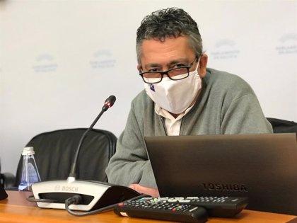 """El profesor Edelmiro López asegura que la inversión debe ser la """"palanca básica"""" de la recuperación económica en Galicia"""