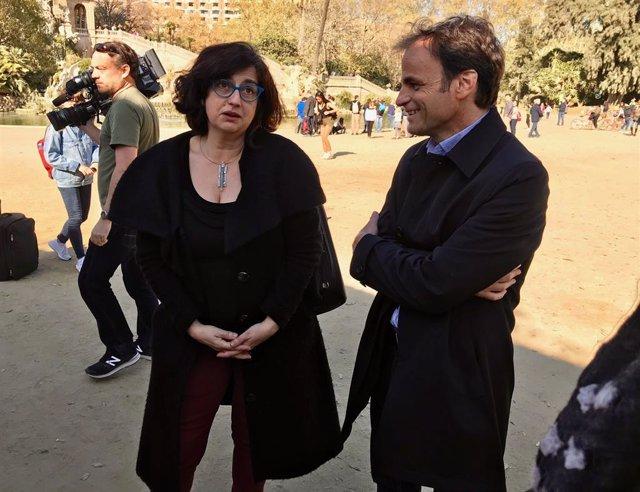 Jaume Asens i Rosa Lluch (ECP)
