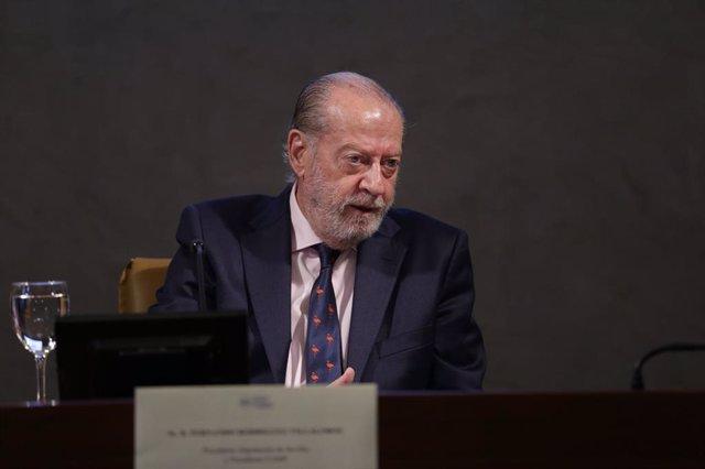 El presidente de la FAMP, Fernando Rodríguez Villalobos.