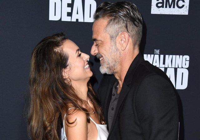 The Walking Dead ficha a la mujer de Negan que será interpetada por la esposa de Jeffrey Dean Morgan