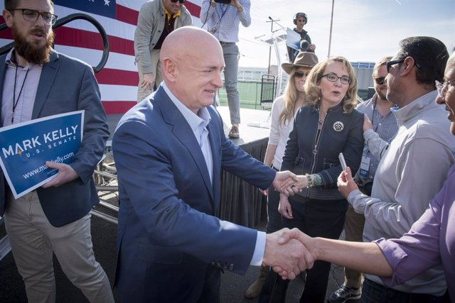 El demòcrata Mark Kelly, nou senador per Arizona