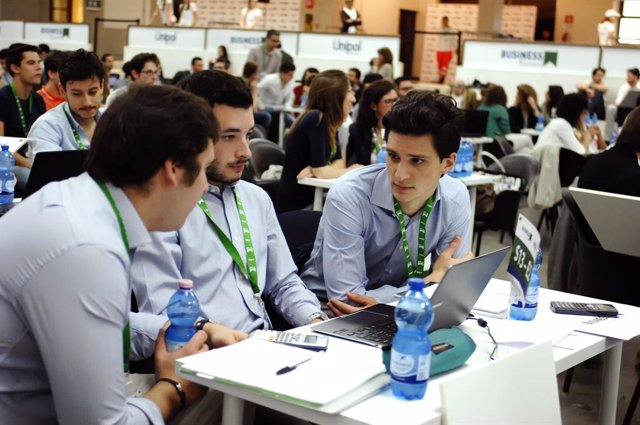 Imagen del encuentro Business Talents en la pasada edición de Italia.
