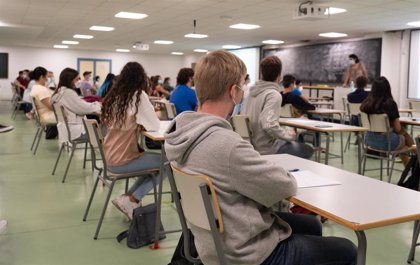 """Un 1,67% de aulas están en cuarentena y los datos de absentismo por Covid19 son """"irrelevantes"""", según Educación"""