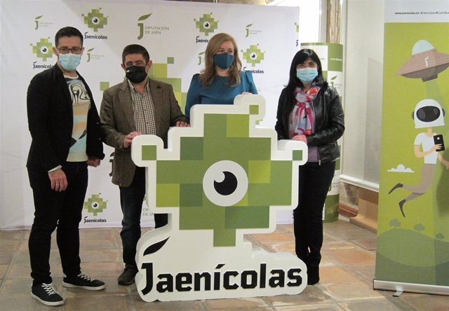 Presentación de la marca Jaenícolas.