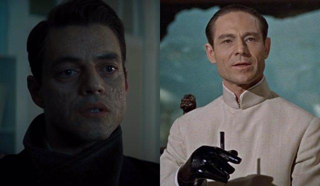 ¿Es El Villano De Rami Malek En Sin Tiempo Para Morir El Doctor No De La Saga James Bond?