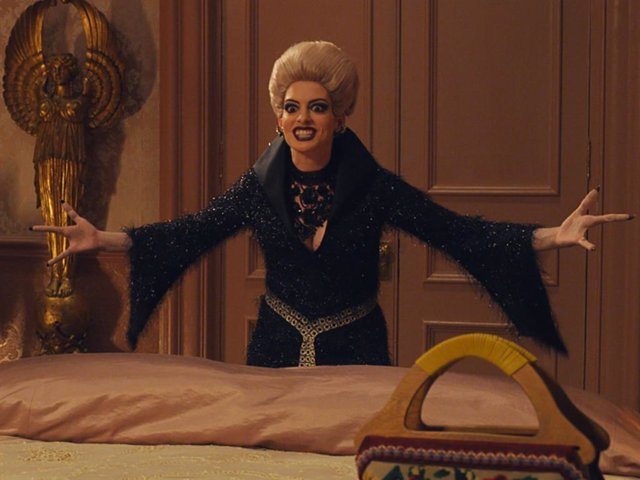 Warner Bros. Pide perdón por ofender a los discapacitados con su retrato de las villanas en Las brujas