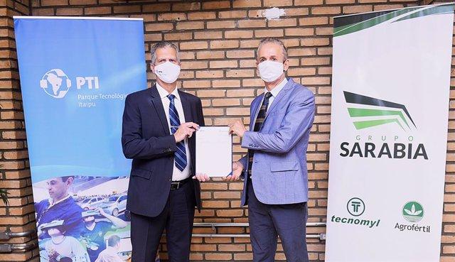 Grupo Sarabia se suma como aliado estratégico del Parque Tecnológico