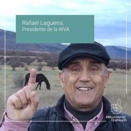 Rafael Laguens, presidente de la WVA.