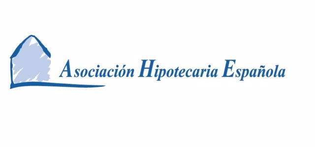 Logo de la Asociación Hipotecaria Española (AHE).