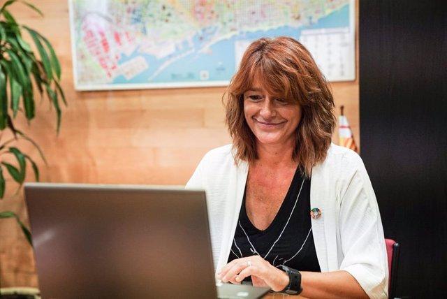 La tercera tinent d'alcalde de Barcelona, Laia Bonet.