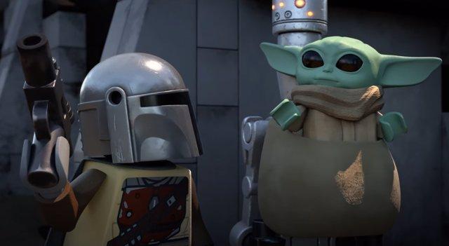 Especial Lego Star Wars: Felices Fiestas