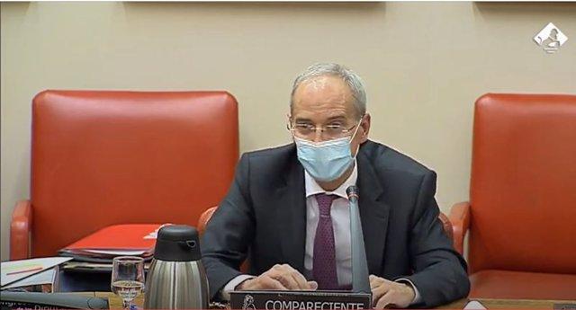 El director general de la AEAT, Jesús Gascón.