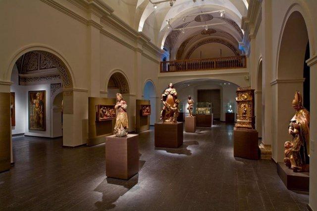 L'església de Sant Josep del Museu de Lleida acull els fons artístics de l'època moderna (segles XVI- XVIII).
