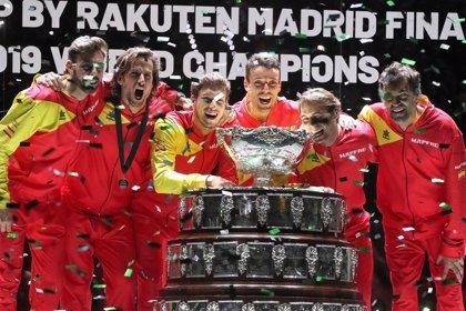 'Break Point: A Davis Cup Story' revive la apasionante edición de Madrid 2019