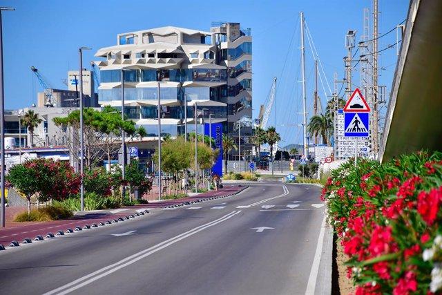 El Port de Tarragona ha licitat la urbanització de l'espai al voltant de l'antiga seu d'oficines.