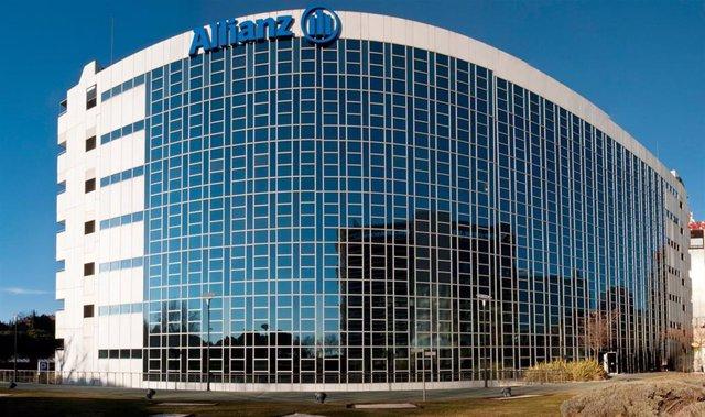 Sede central de Allianz en Madrid