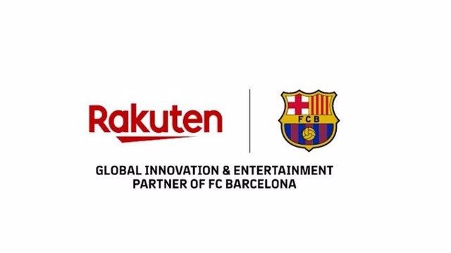Extensión del acuerdo entre FC Barcelona y Rakuten, como 'main global partner' del club catalán hasta junio de 2021