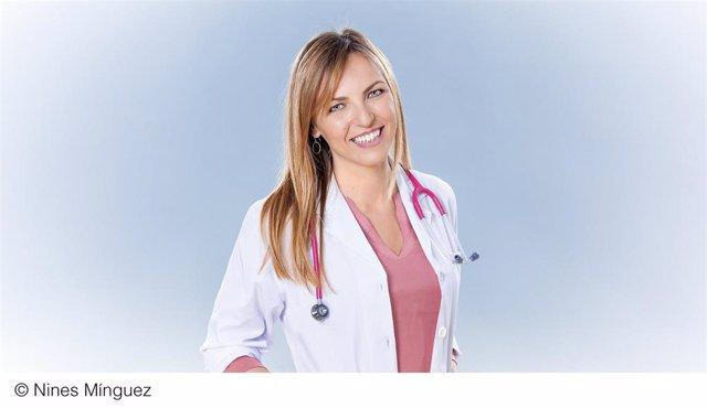 La doctora Lucía Galán, conocida como 'Lucía, mi pediatra'.