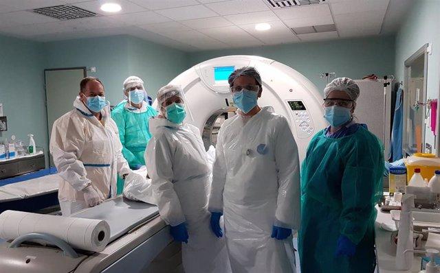 Servicio Radiología de Urgencias - H.U. Ramón y Cajal de Madrid - SERAM